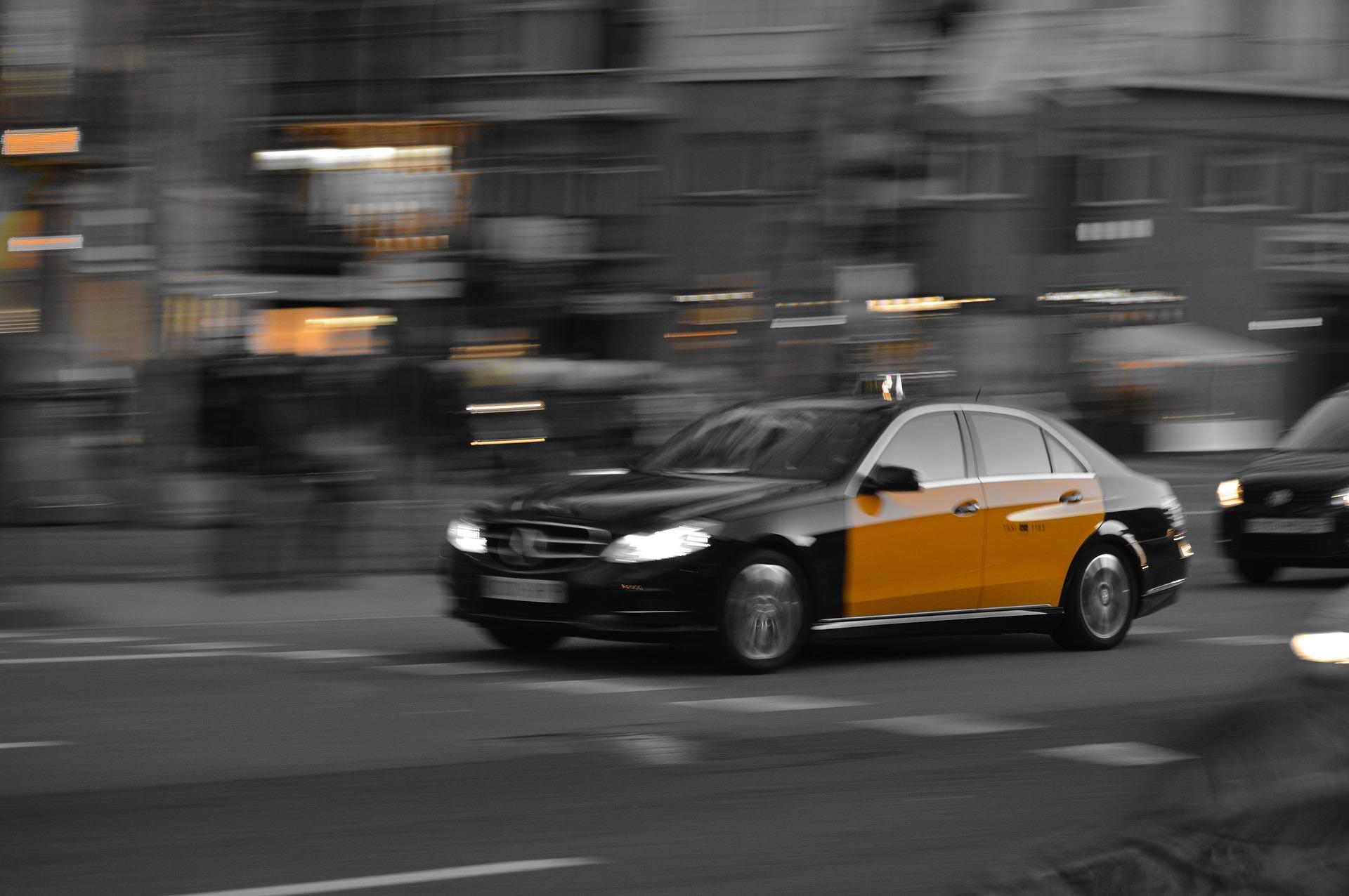 Taxi service Barcelona