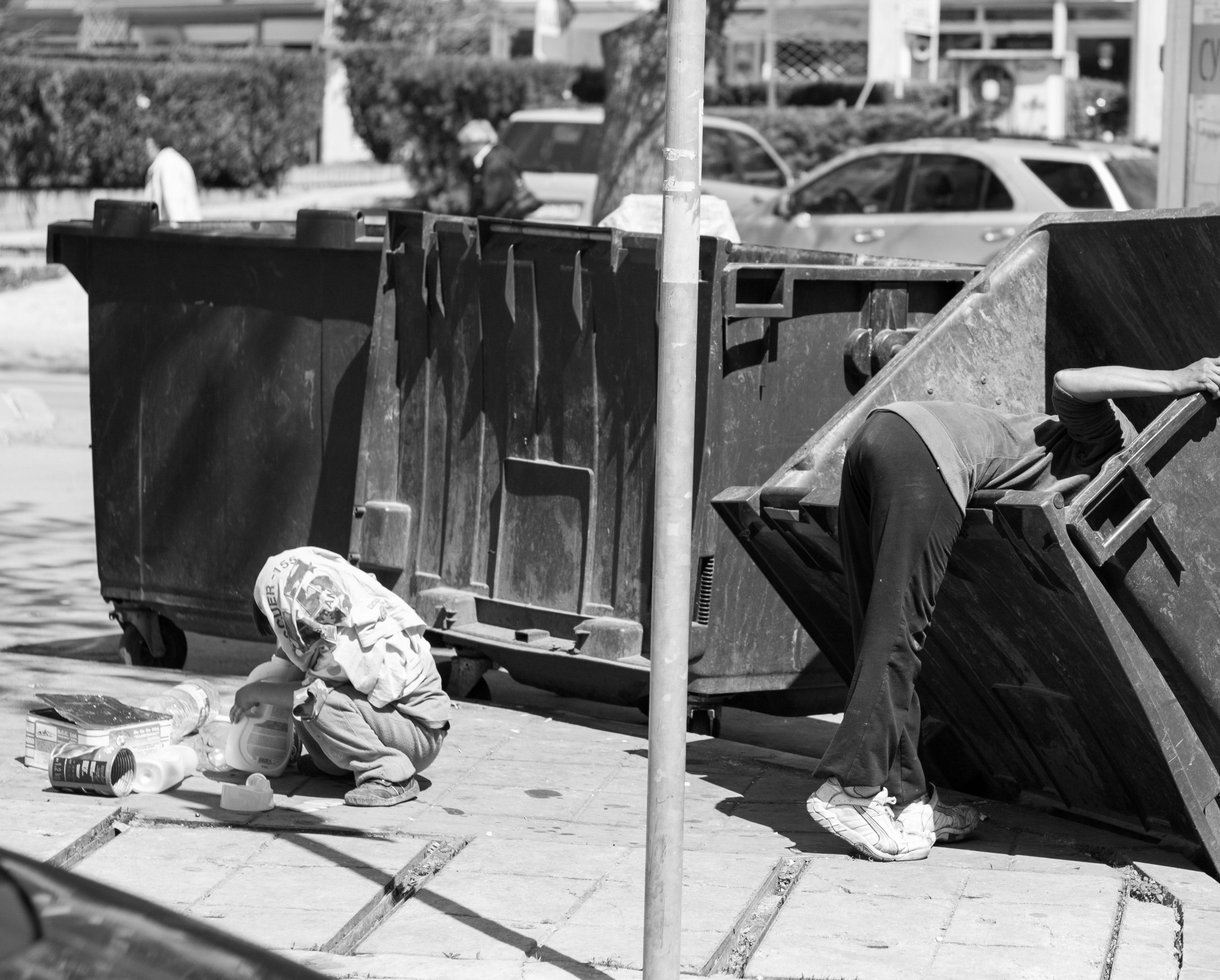 poverty children