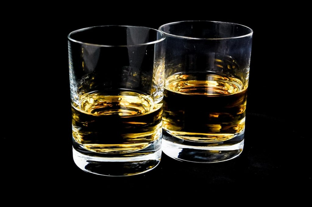 10) Alcohol and other substances.