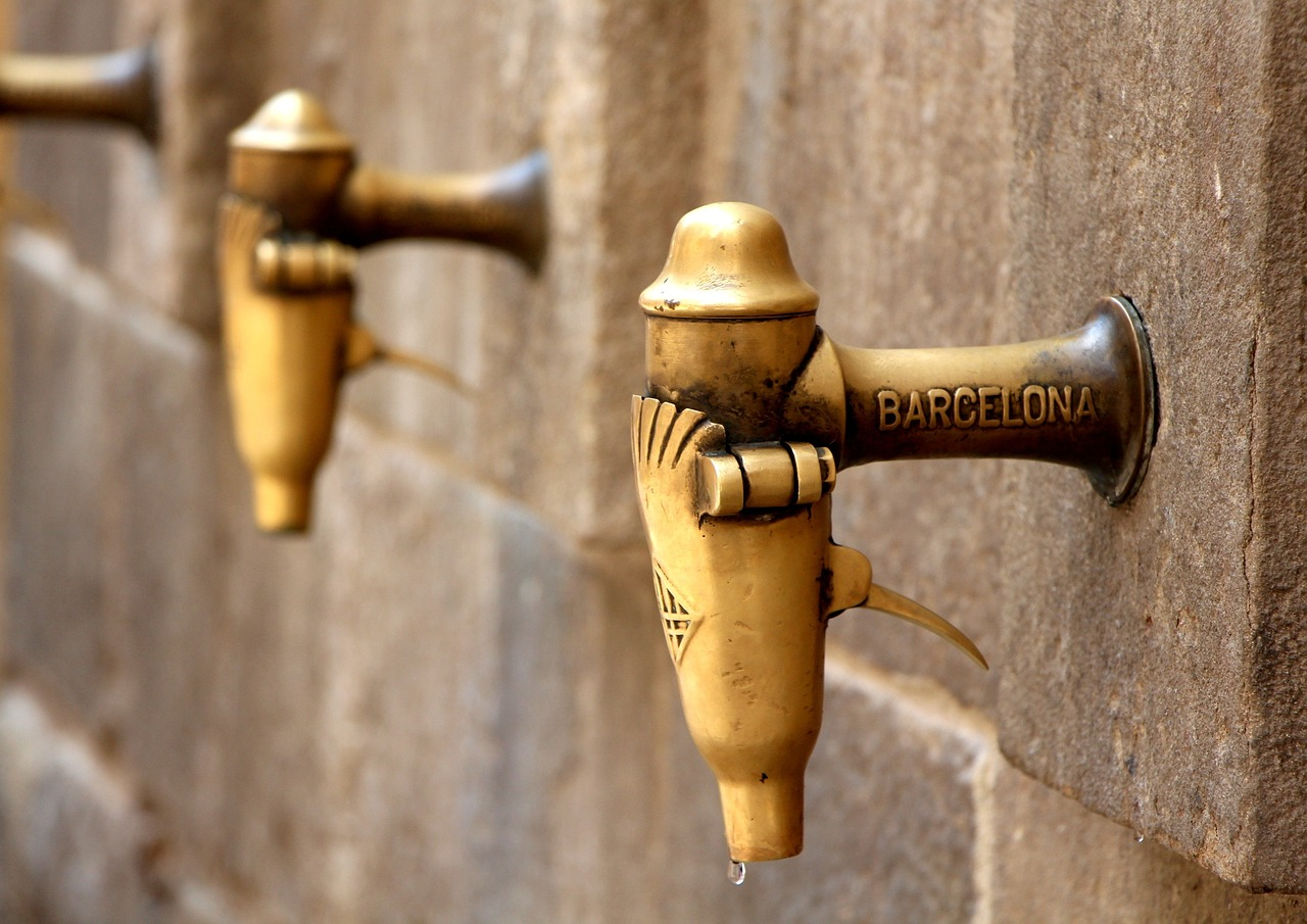 tap water in barcelona