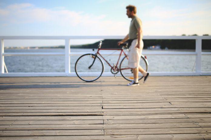 walk bike barcelona