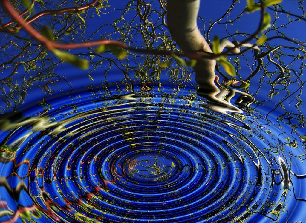 water vibrations