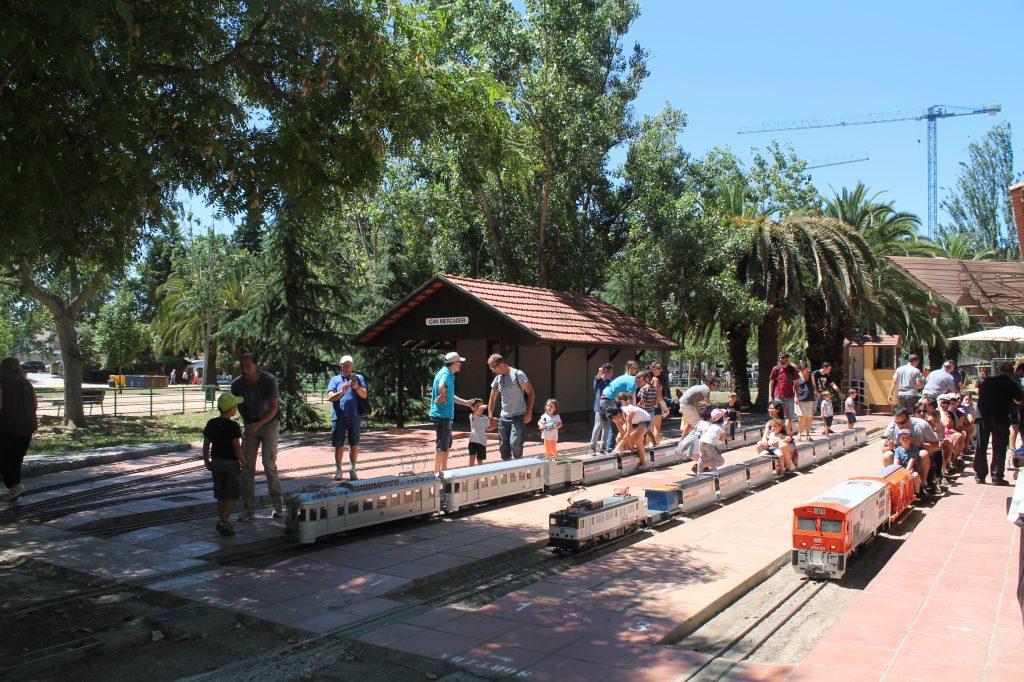 railway park cornella