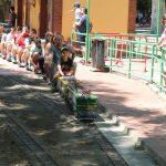 miniature railway barcelona